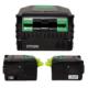 PRINTER VKP80III USB RS232 SIDE CONNECTORS